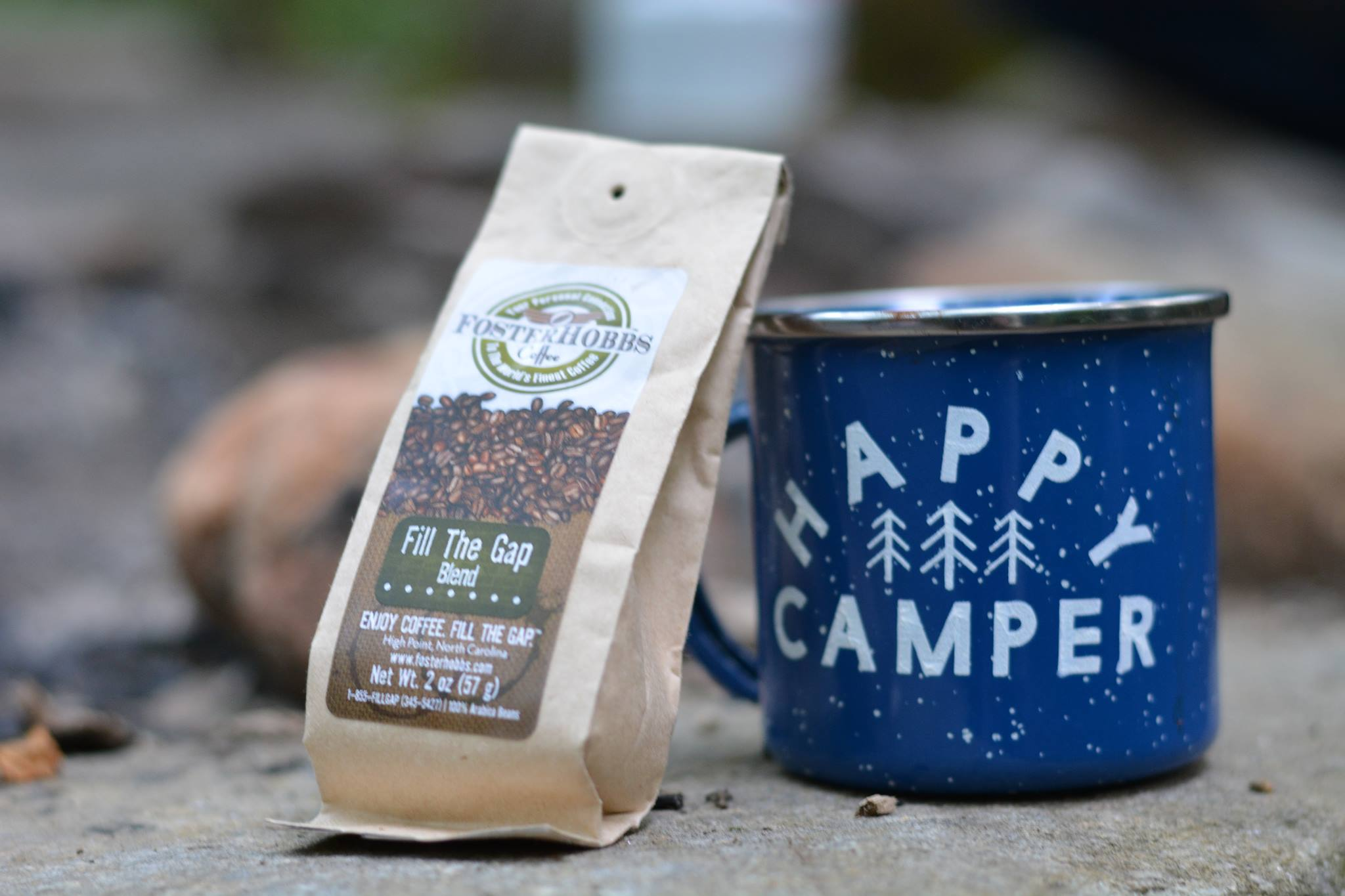 Happy Camper Coffee