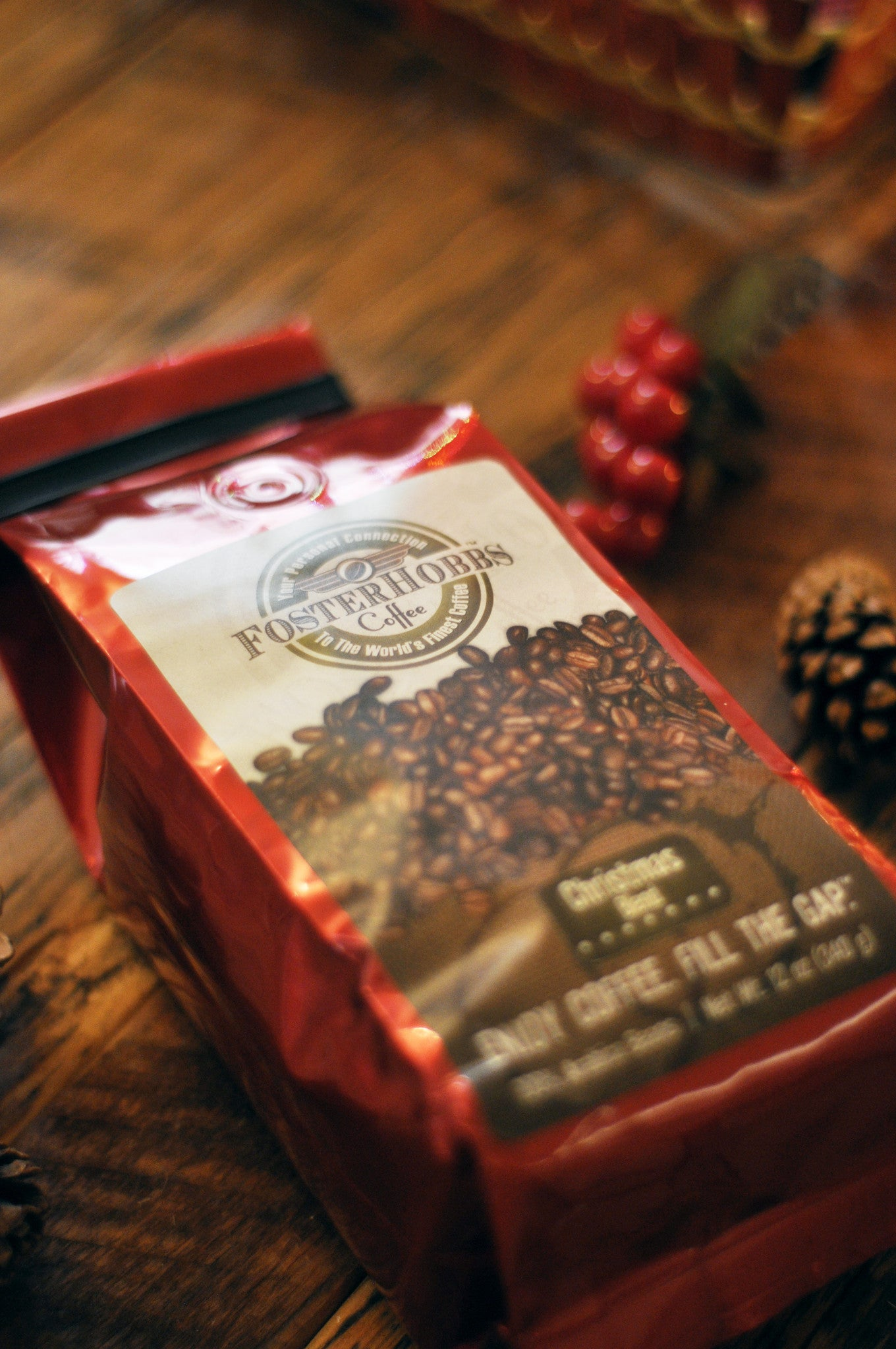 specialty coffee christmas blend