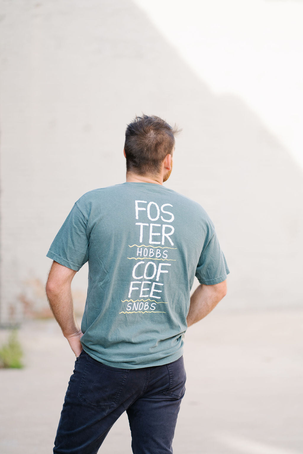 FosterHobbs Coffee Snobs Tee