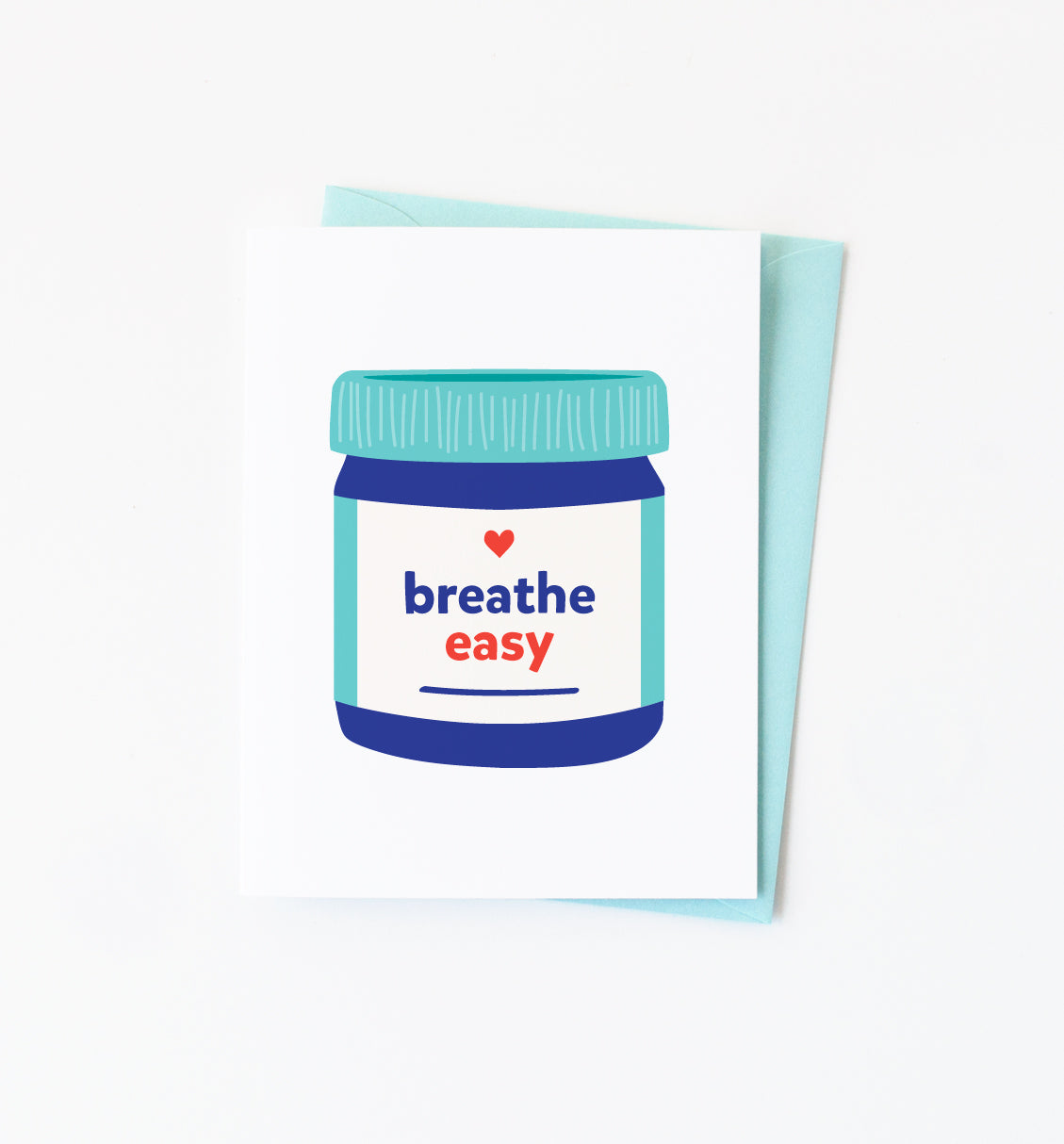Breathe Easy card
