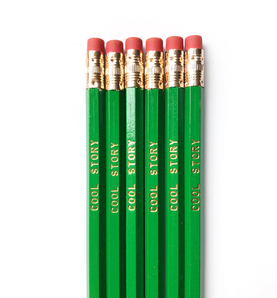 Cool Story pencils