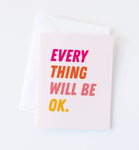 Everything OK - NEW!