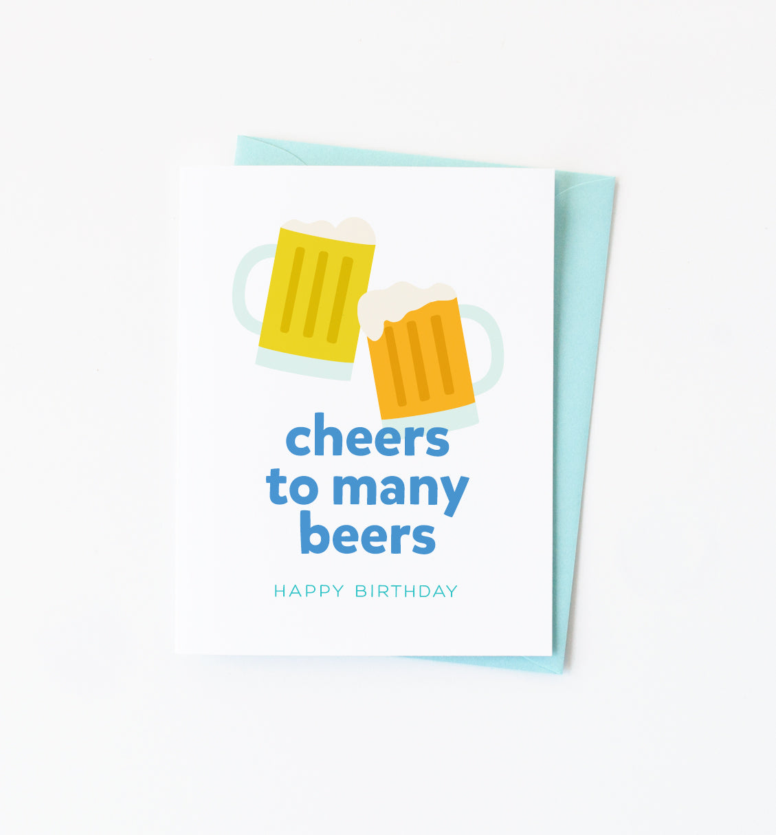 Many Beers card