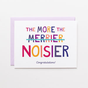 Noisier card