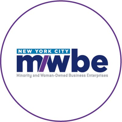 Minority and Woman-Owned Business Enterprises Logo
