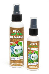 Golfers Natural Deet- Free Bug Repellent