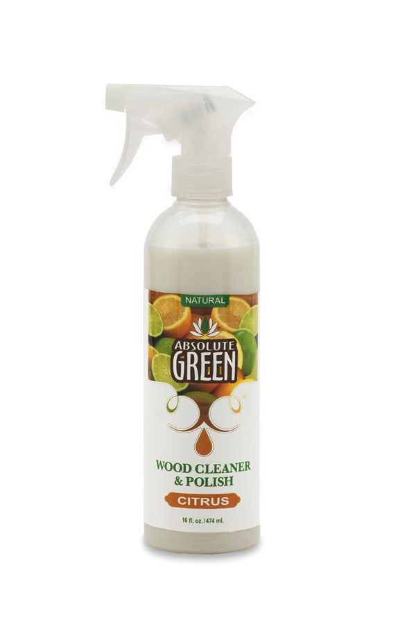 Citrus Wood Cleaner and Polish
