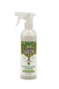 Lemongrass Wood Cleaner and Polish - Natural