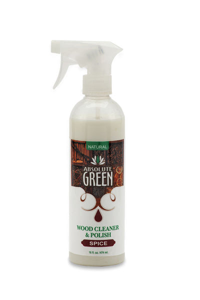 Natural Spice Wood Cleaner by Absolute Green