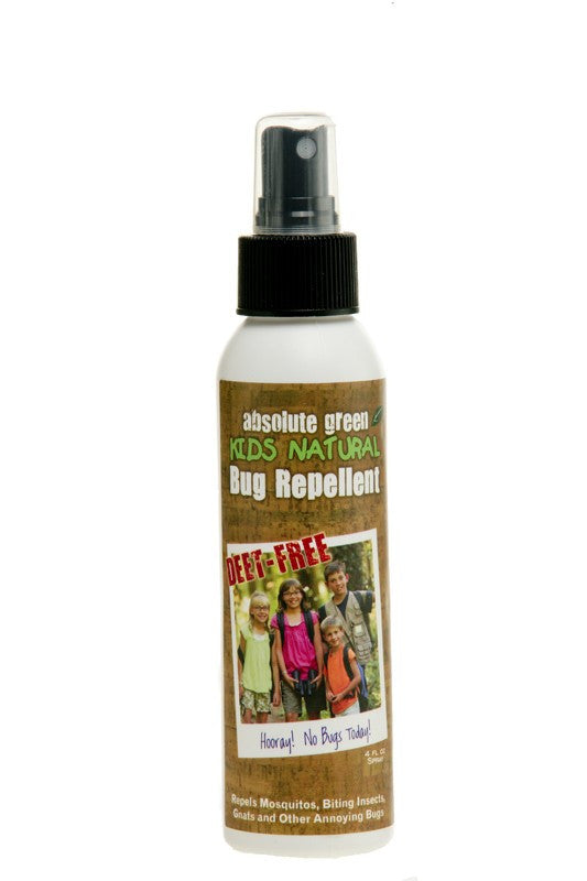 Kids Natural Deet-Free Bug Repellent