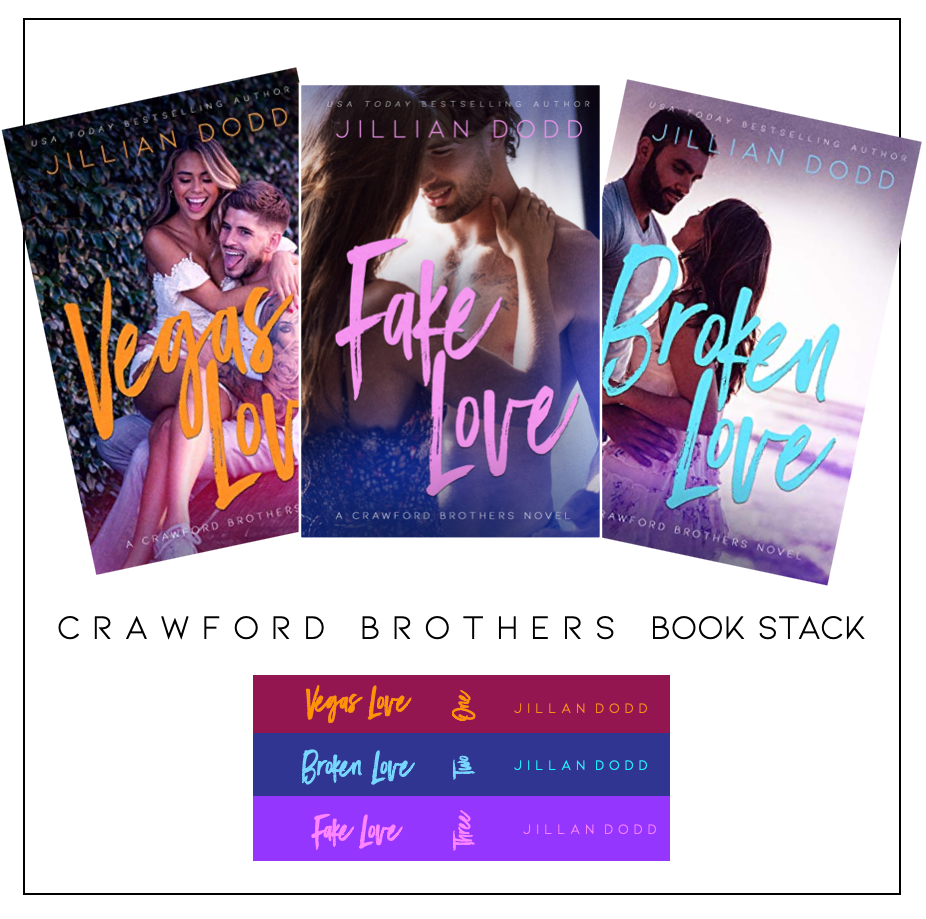 Crawford Brother's Paperback Book Stack