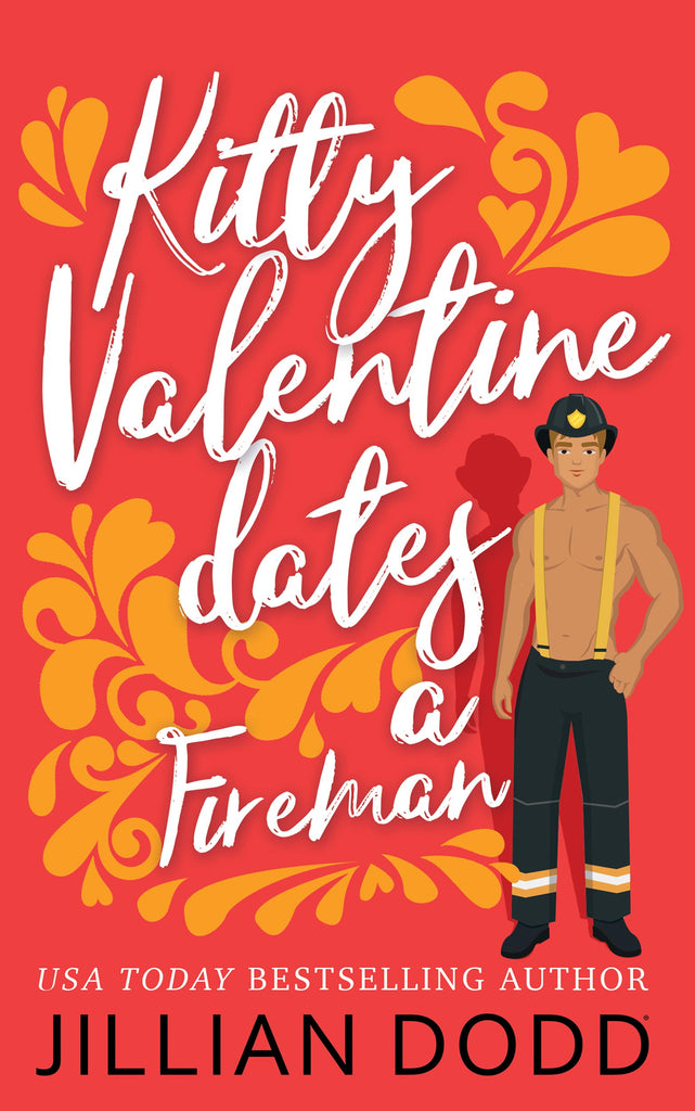 Flat Hottie Fireman + Book