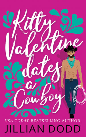 Flat Hottie Cowboy + Book