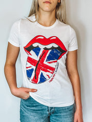 British Lips T-Shirt