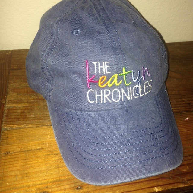 The Keatyn Chronicles Baseball Cap