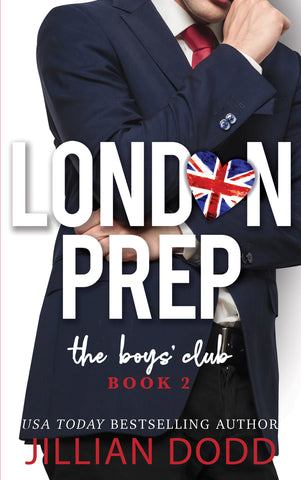 The Boys' Club (London Prep #2)