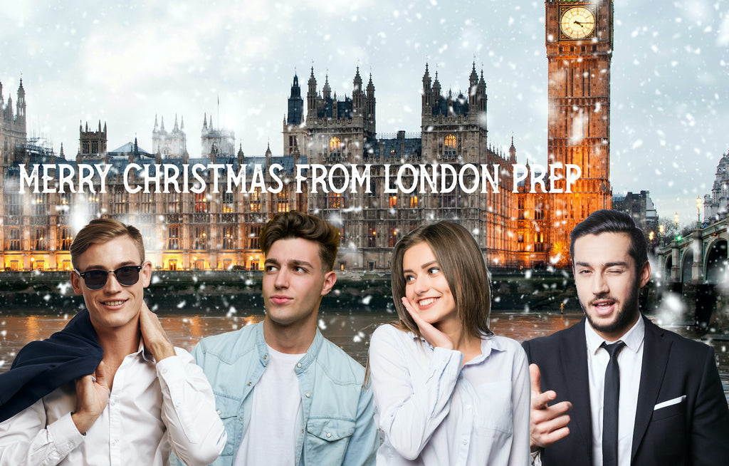 London Prep Holiday Card