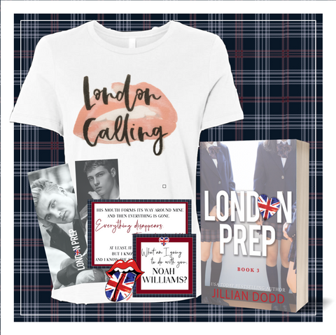 London Prep Swag Pack - London Calling