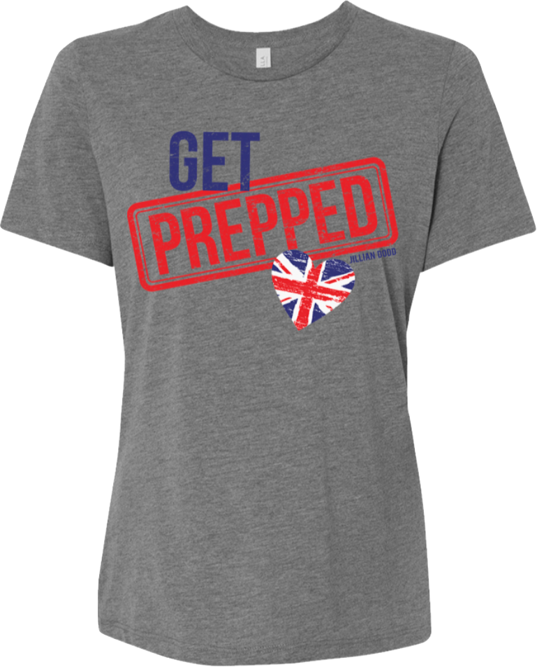London Prep T-Shirt - Get Prepped