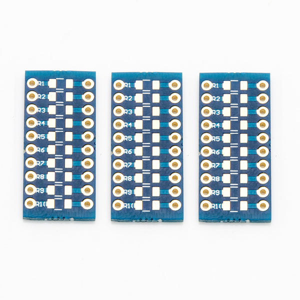 0805 Breakout Board - Set of 3