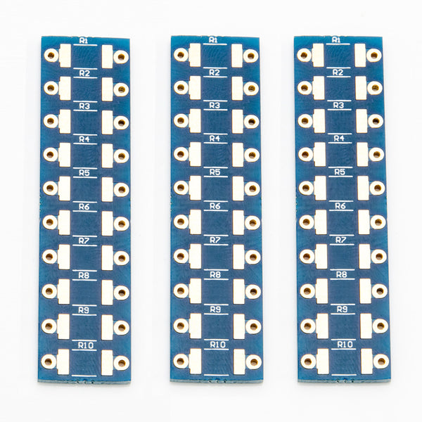 2512 Breakout Boards - Set of 3