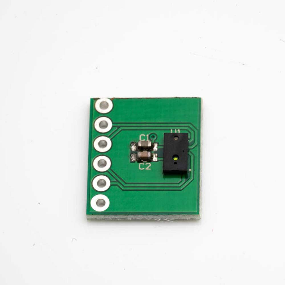 Ambient Light Sensor, Time of Flight Sensor and IR emitter, 3-in-1 module - VL6180