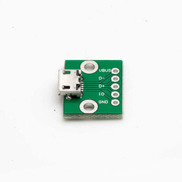 FCI Micro-USB 2.0 Connector 10118194-0001LF