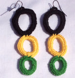 IRIE JAMAICA EARRINGS