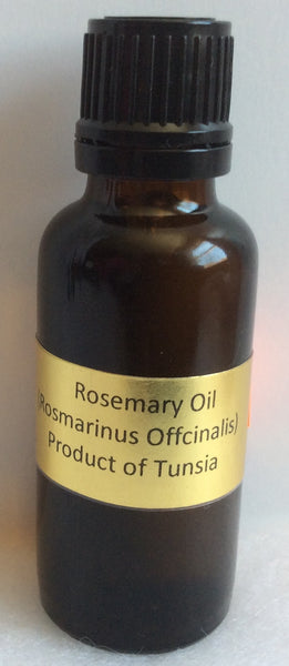 ROSEMARY - ESSENTIAL OIL (1 OZ)