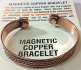 Magnetic Copper Bracelet