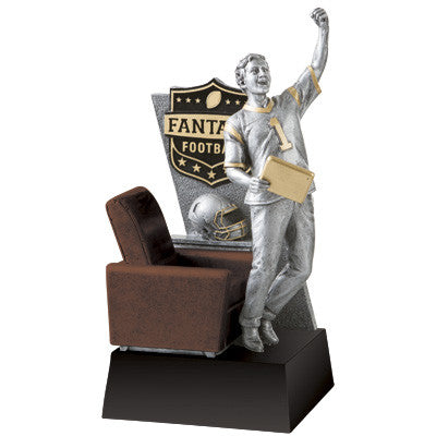 Fantasy Football Victory Winners Trophy