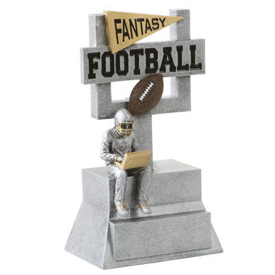 Fantasy Football Thinker Trophy