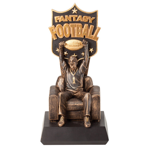 Fantasy Football King Trophy