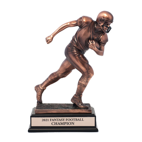 Football Player Trophy