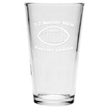 Draft Day Your Way Draft Kit Glass