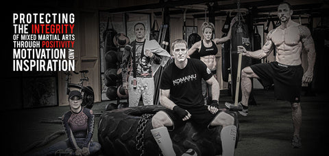 About Komainu Apparel MMA Clothing