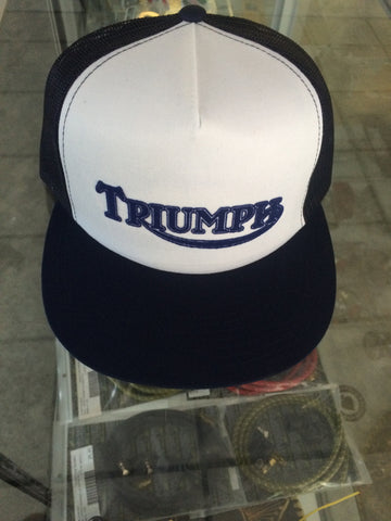 Triumph Trucker Hat