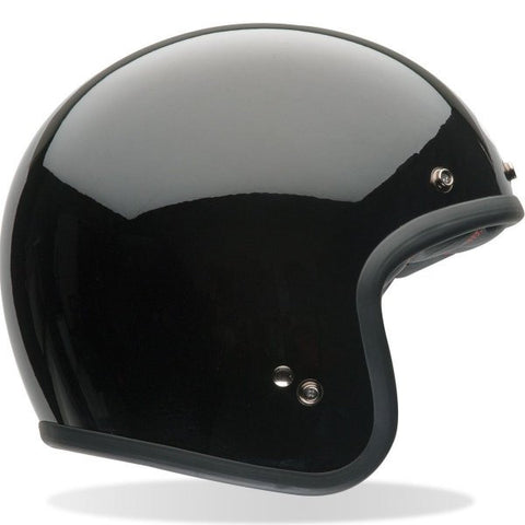 Daytona 3/4 Helmet-Gloss Black
