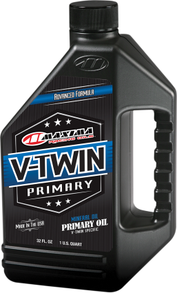 Maxima V-Twin Primary Oil-1 Quart