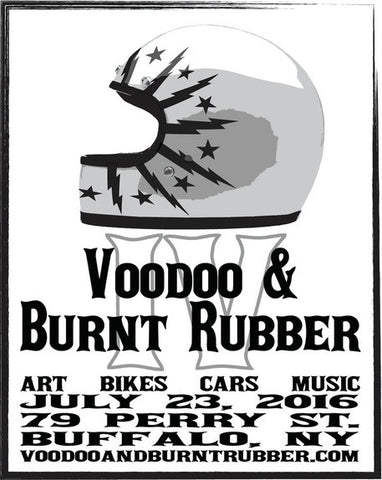 Voodoo & Burnt Rubber