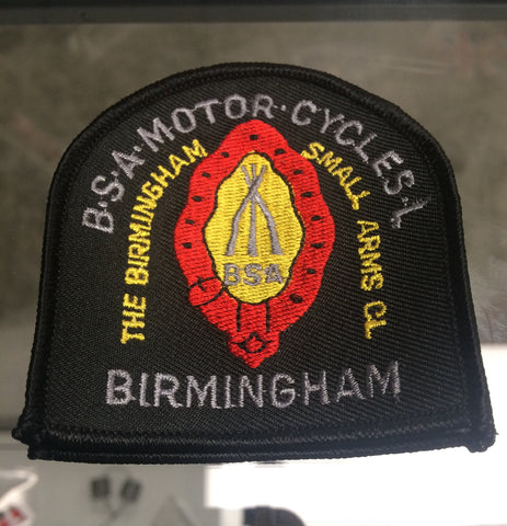BSA patch