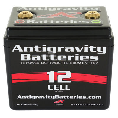 Antigravity - AG-1201 Battery (for bikes up to 1100/1200cc)