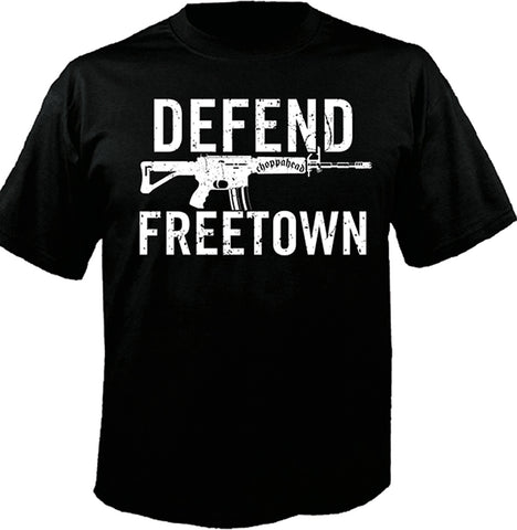 Defend Freetown T