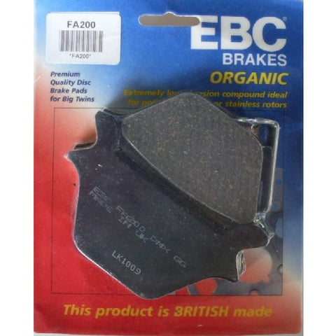EBC FA200 86-99 Big Twin Brake Pads