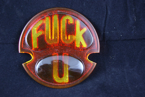 FU Lense - for Model A Taillight