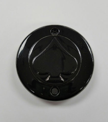 Spade Points Cover for Triumph (Black)