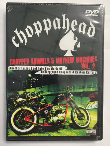 Chopper Animals & Mayhem Machines Vol.2