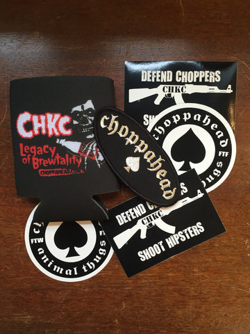 CHKC Promo Pack