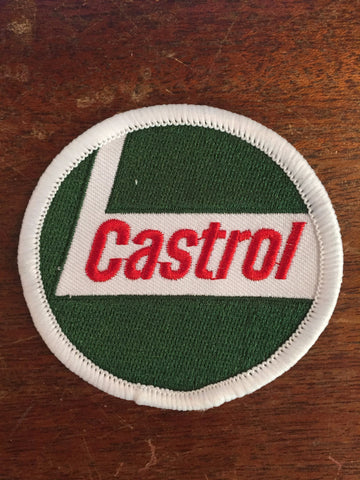 Castrol Patch