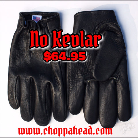 Men's Gloves - NO KEVLAR